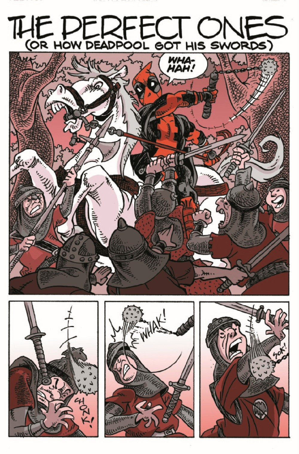 DPOOLBLKWHBL2021003_Preview-6 ComicList Previews: DEADPOOL BLACK WHITE AND BLOOD #3 (OF 4)