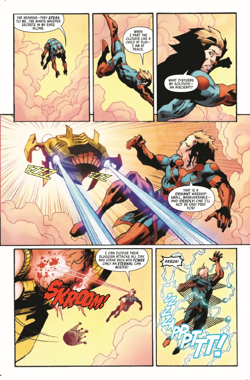 ETRNLSFOREVER2021001_Preview-3 ComicList Previews: ETERNALS FOREVER #1
