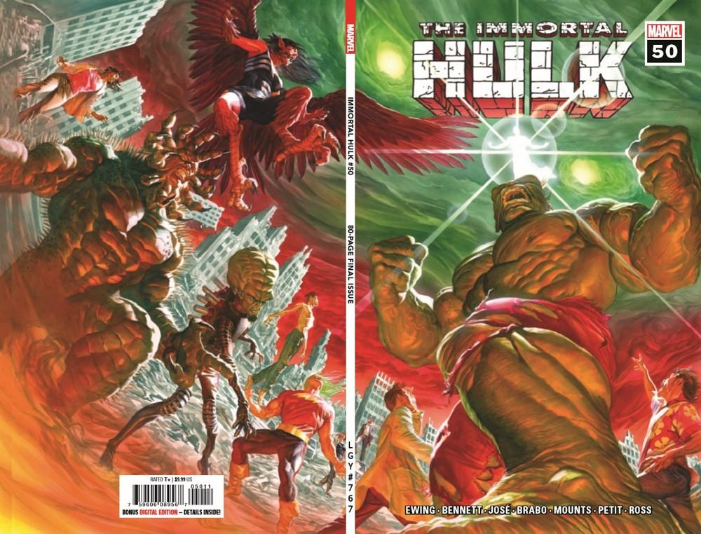 HULK2018050_Preview-1 ComicList Previews: IMMORTAL HULK #50