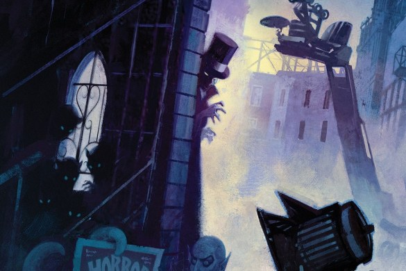 JustBeyond_Monstrosity_SC_Cover_Main_PROMO-4 Fifth Look at JUST BEYOND: MONSTROSITY from BOOM! Studios