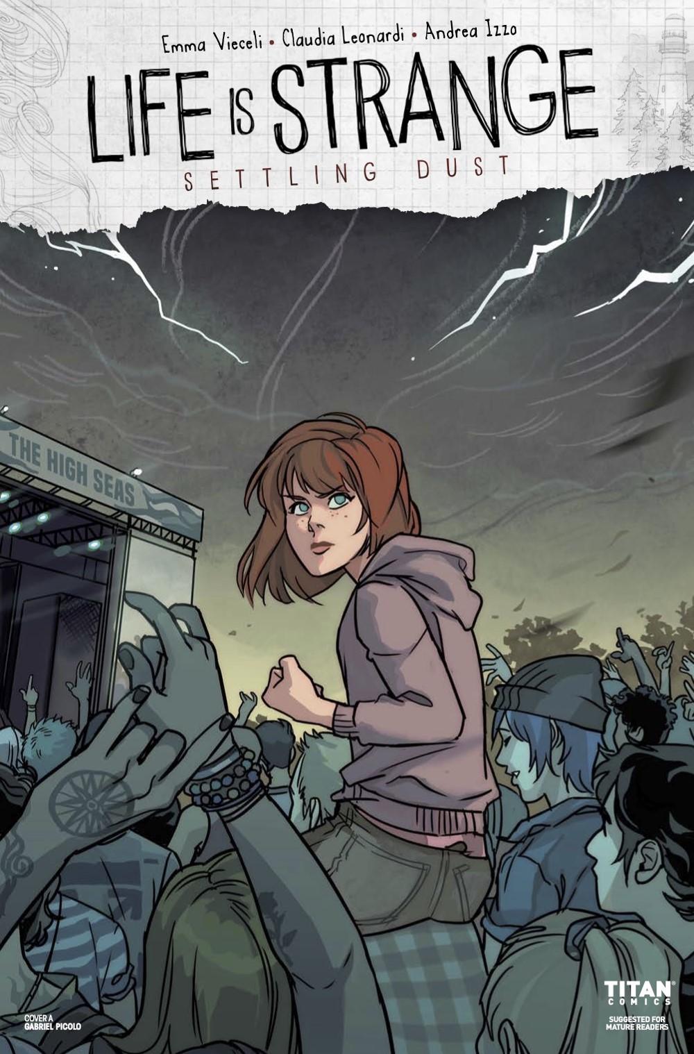 LIS-Settling-Dust-Cover-A ComicList Previews: LIFE IS STRANGE SETTLING DUST #1 (OF 4)