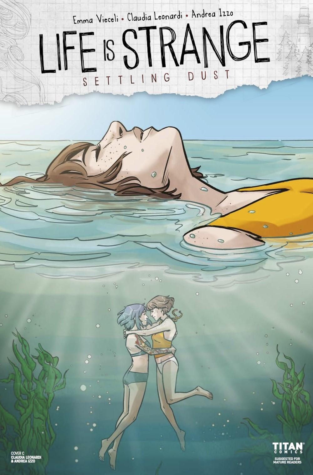 LIS-Settling-Dust-Cover-C ComicList Previews: LIFE IS STRANGE SETTLING DUST #1 (OF 4)