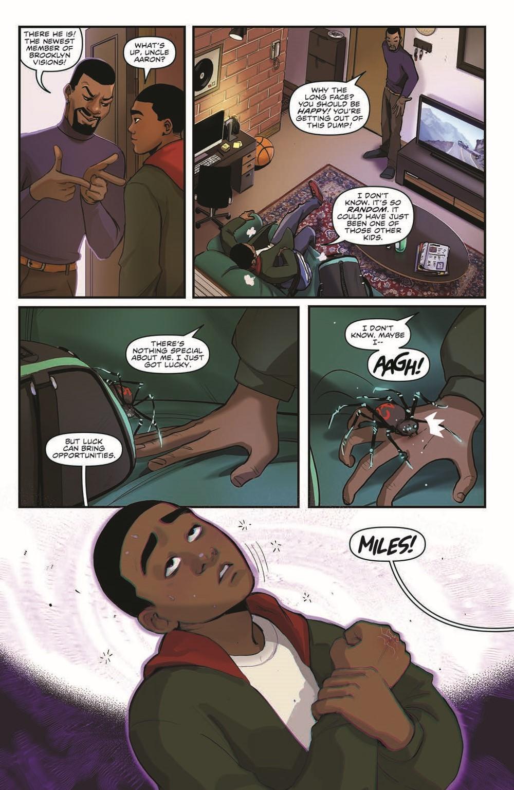 MA-Origins04_pr-6 ComicList Previews: MARVEL ACTION ORIGINS #4 (OF 5)