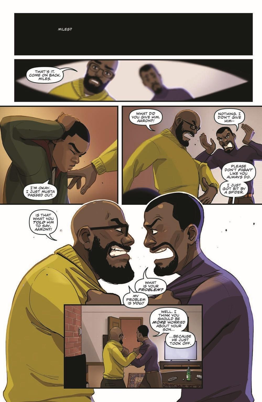 MA-Origins04_pr-7 ComicList Previews: MARVEL ACTION ORIGINS #4 (OF 5)