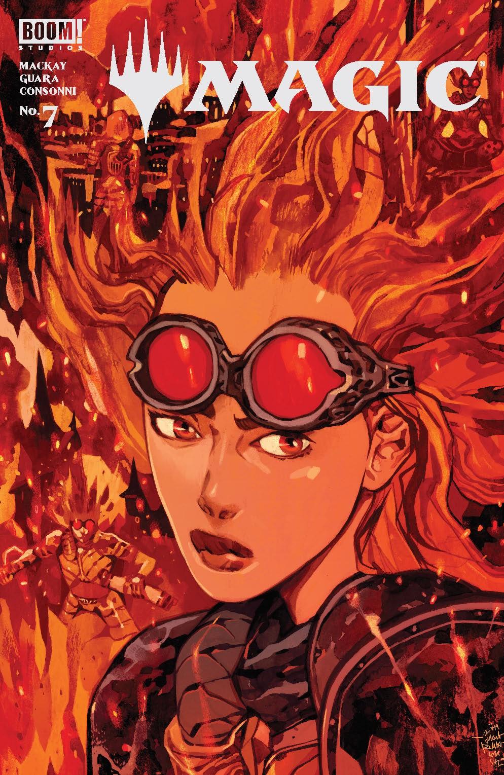 Magic_007_Cover_C1_HiddenSpark ComicList: BOOM! Studios New Releases for 10/06/2021