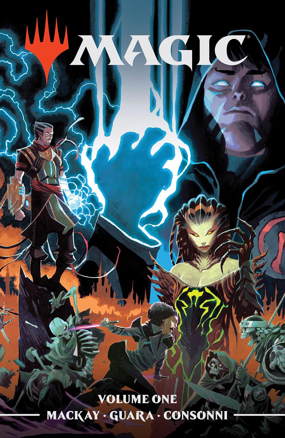 Magic_v1_HC_Cover ComicList: BOOM! Studios New Releases for 10/13/2021