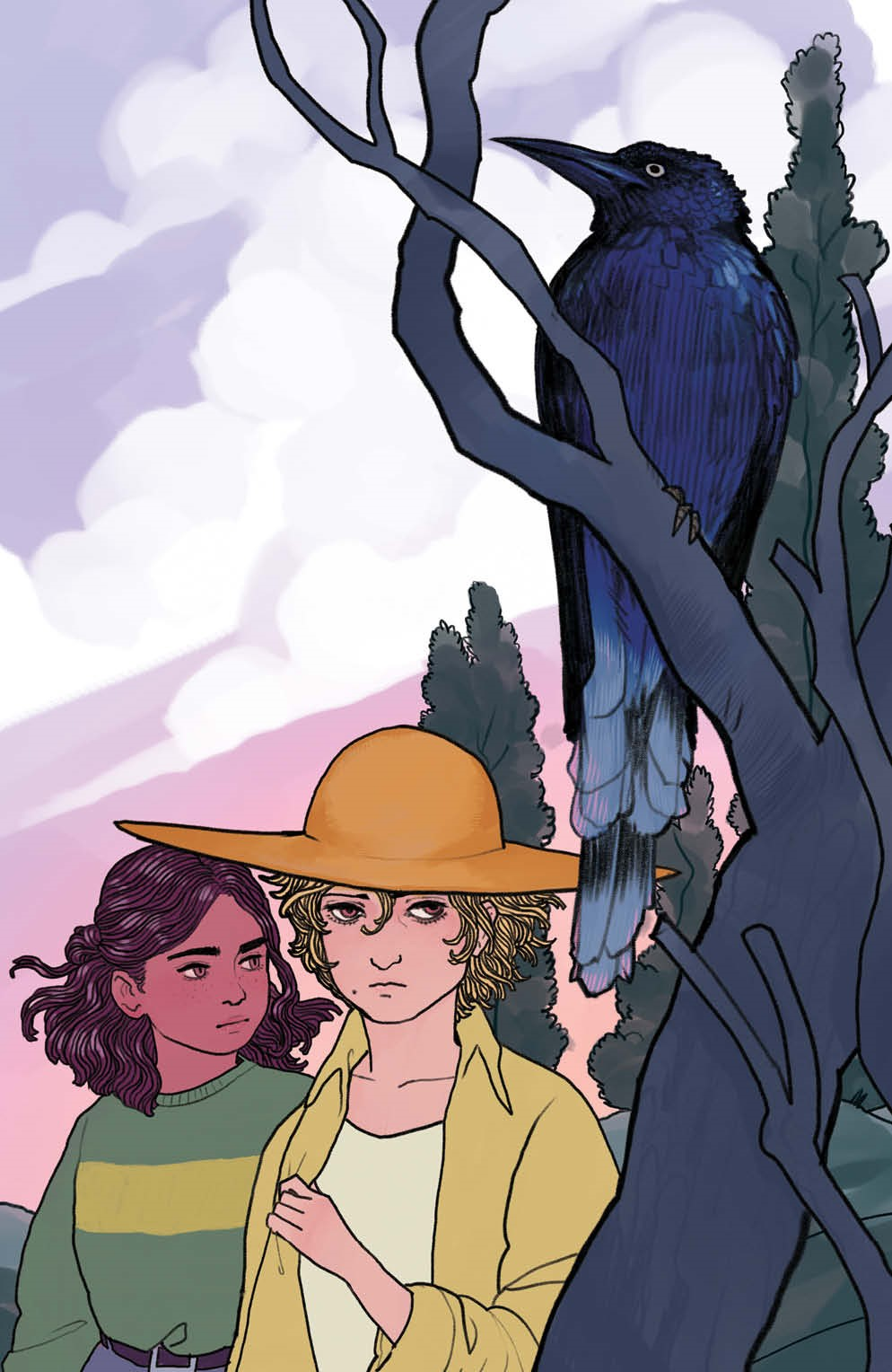 Mamo_004_Cover_B_Variant_Undressed ComicList: BOOM! Studios New Releases for 10/13/2021