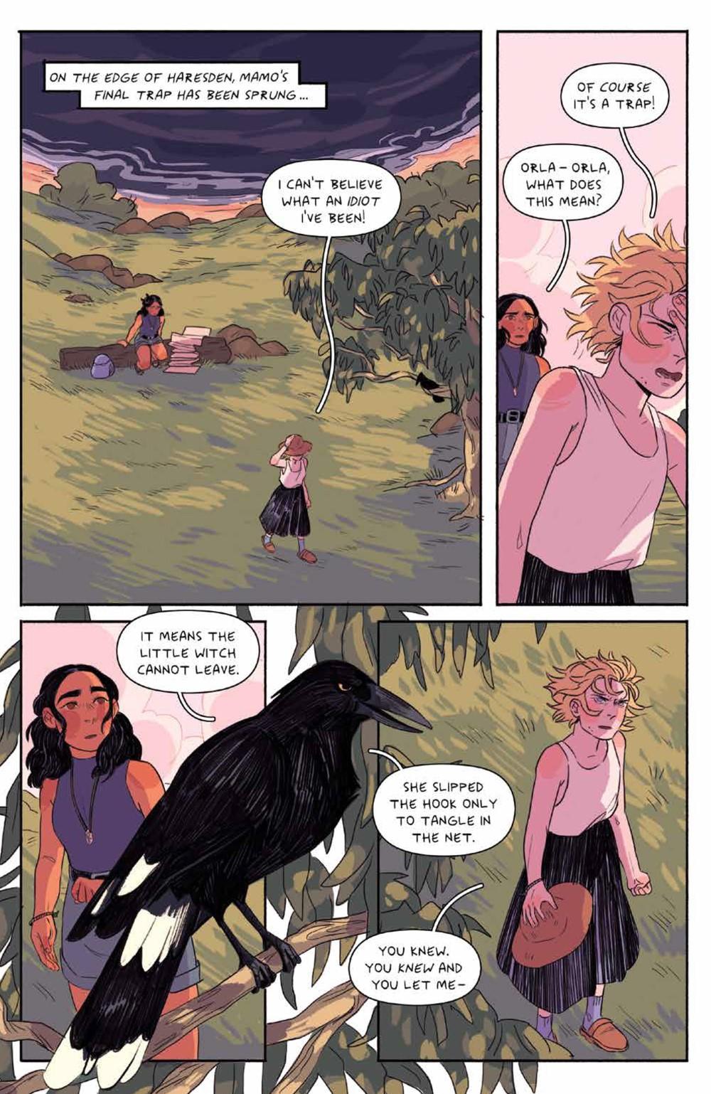 Mamo_004_PRESS_3 ComicList Previews: MAMO #4 (OF 5)
