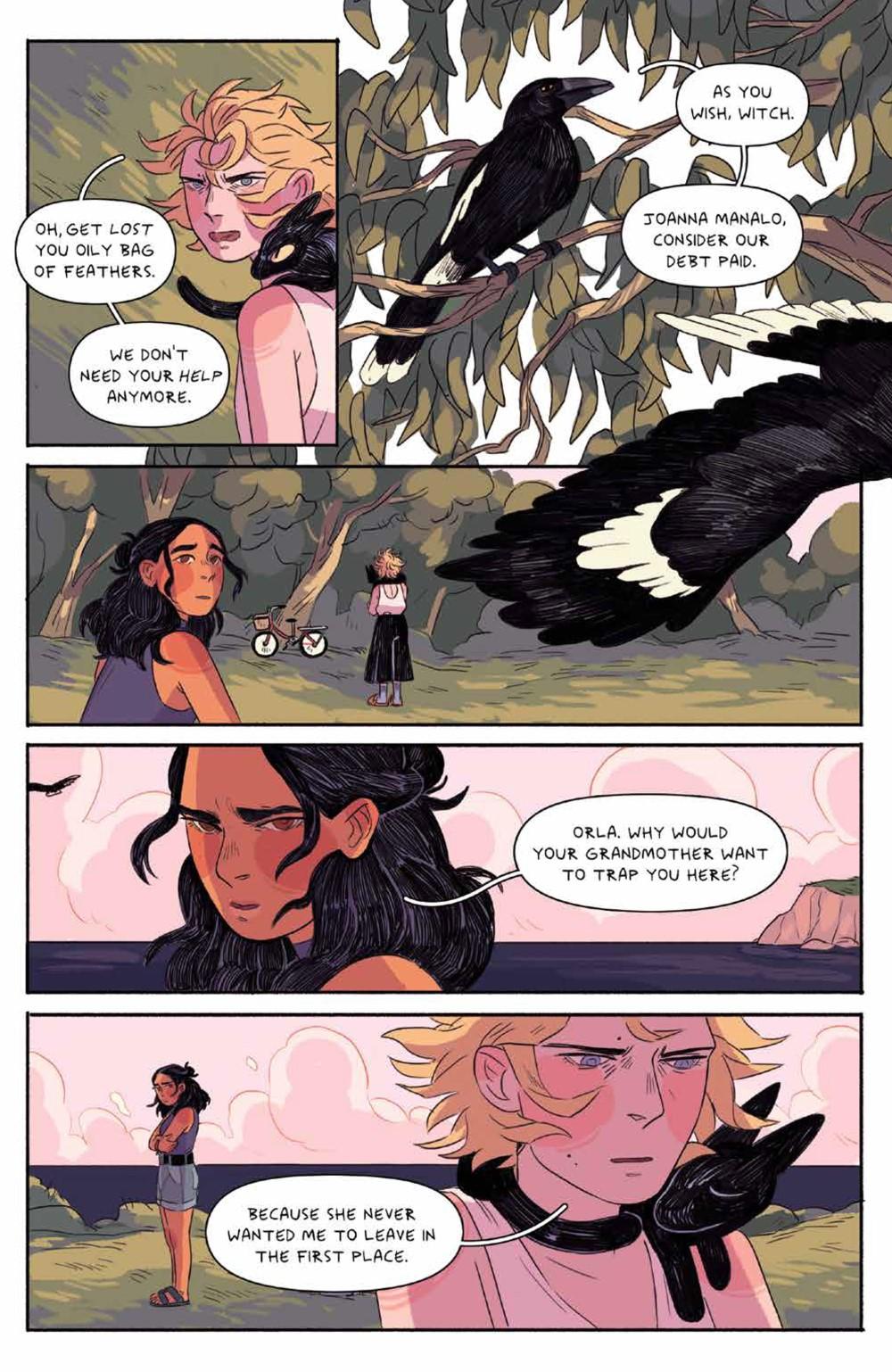 Mamo_004_PRESS_5 ComicList Previews: MAMO #4 (OF 5)
