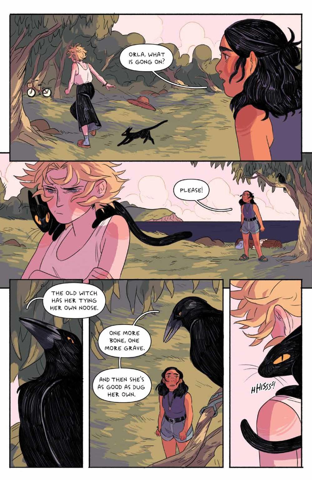 Mamo_004_PRESS_6 ComicList Previews: MAMO #4 (OF 5)