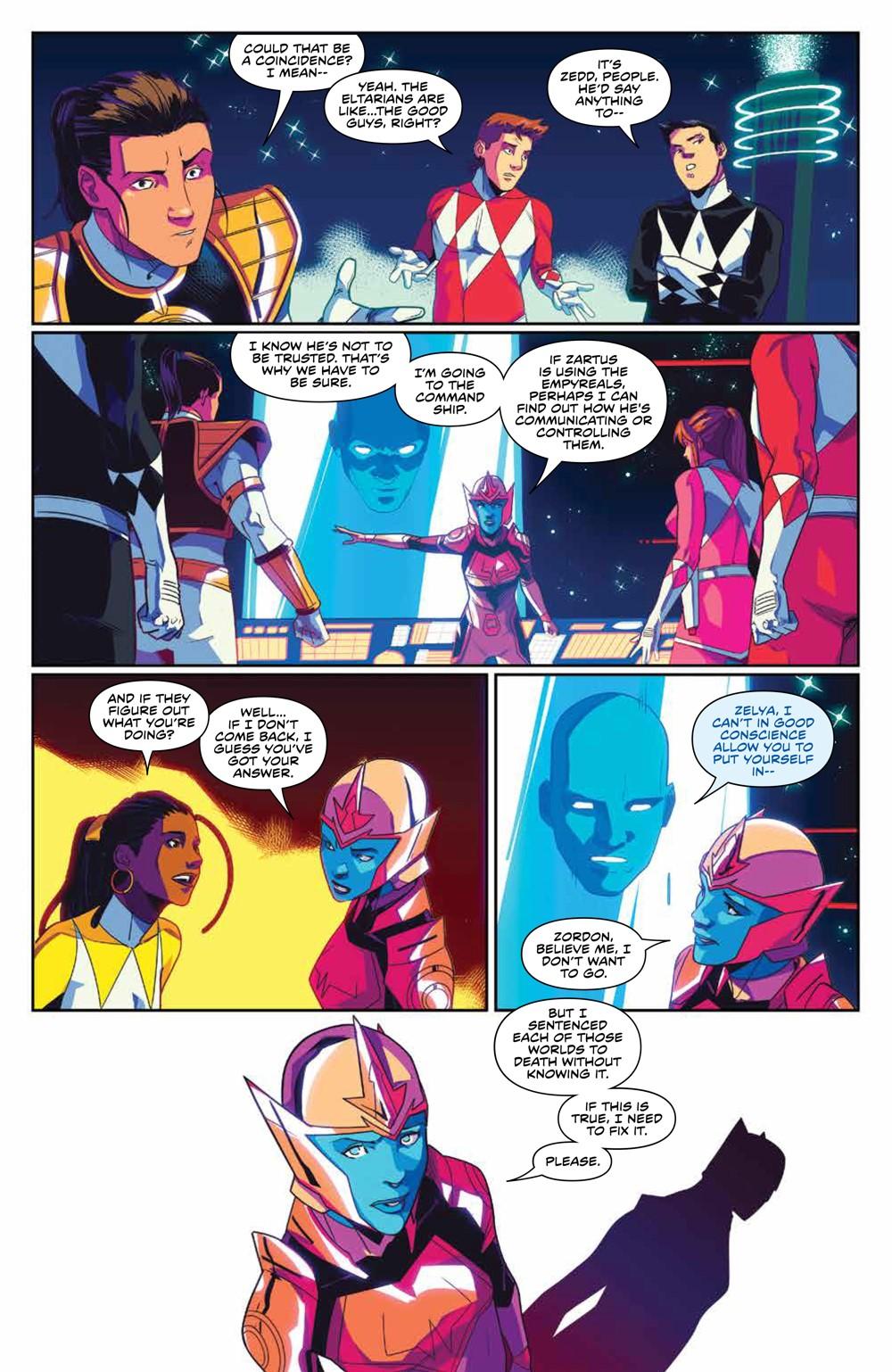 MightyMorphin_012_PRESS_8 ComicList Previews: MIGHTY MORPHIN #12
