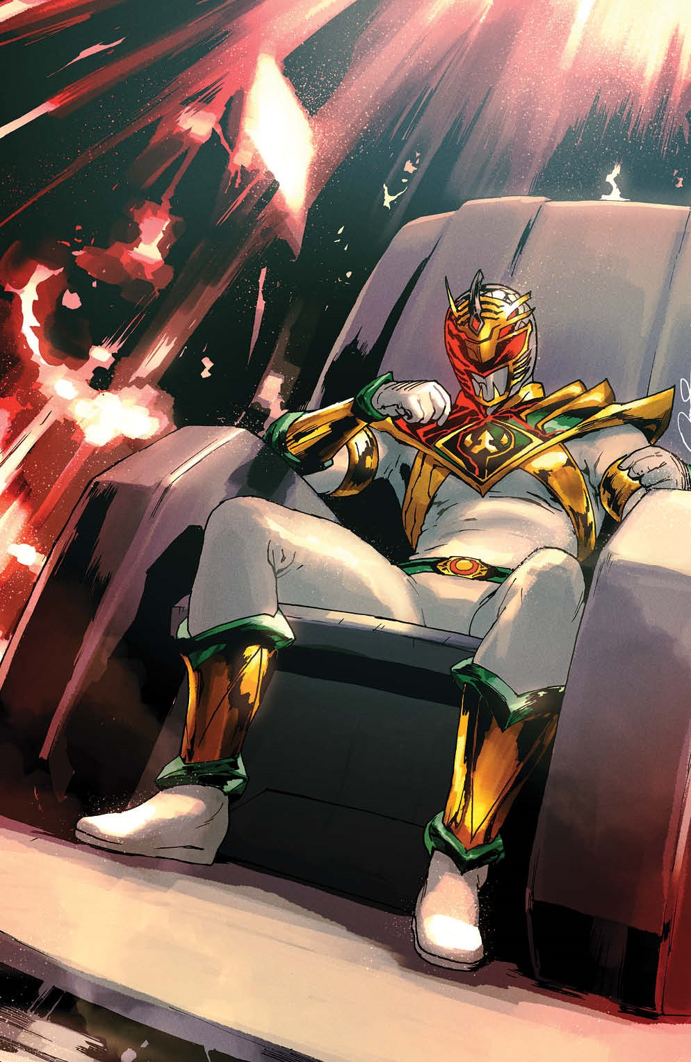 PowerRangers_012_Cover_C_Variant_Undressed ComicList: BOOM! Studios New Releases for 10/13/2021