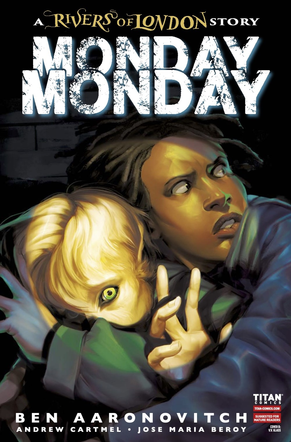 ROL-Monday-Monday-4-Cover-B ComicList Previews: RIVERS OF LONDON MONDAY MONDAY #4