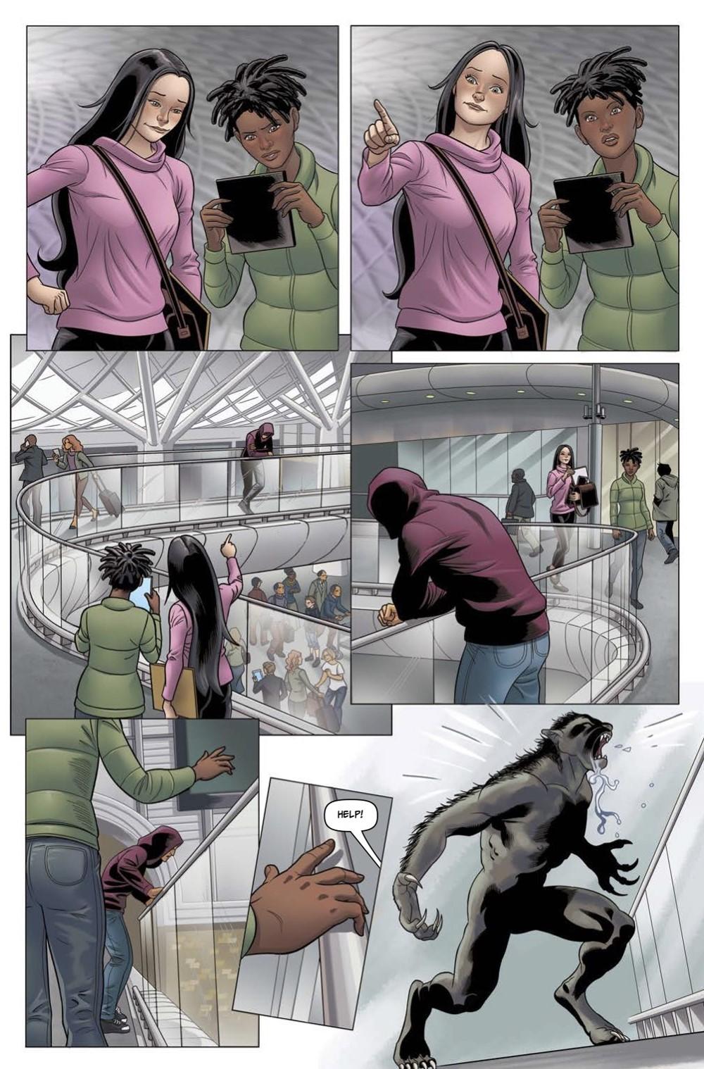 ROL-Monday-Monday-4-Page-4 ComicList Previews: RIVERS OF LONDON MONDAY MONDAY #4