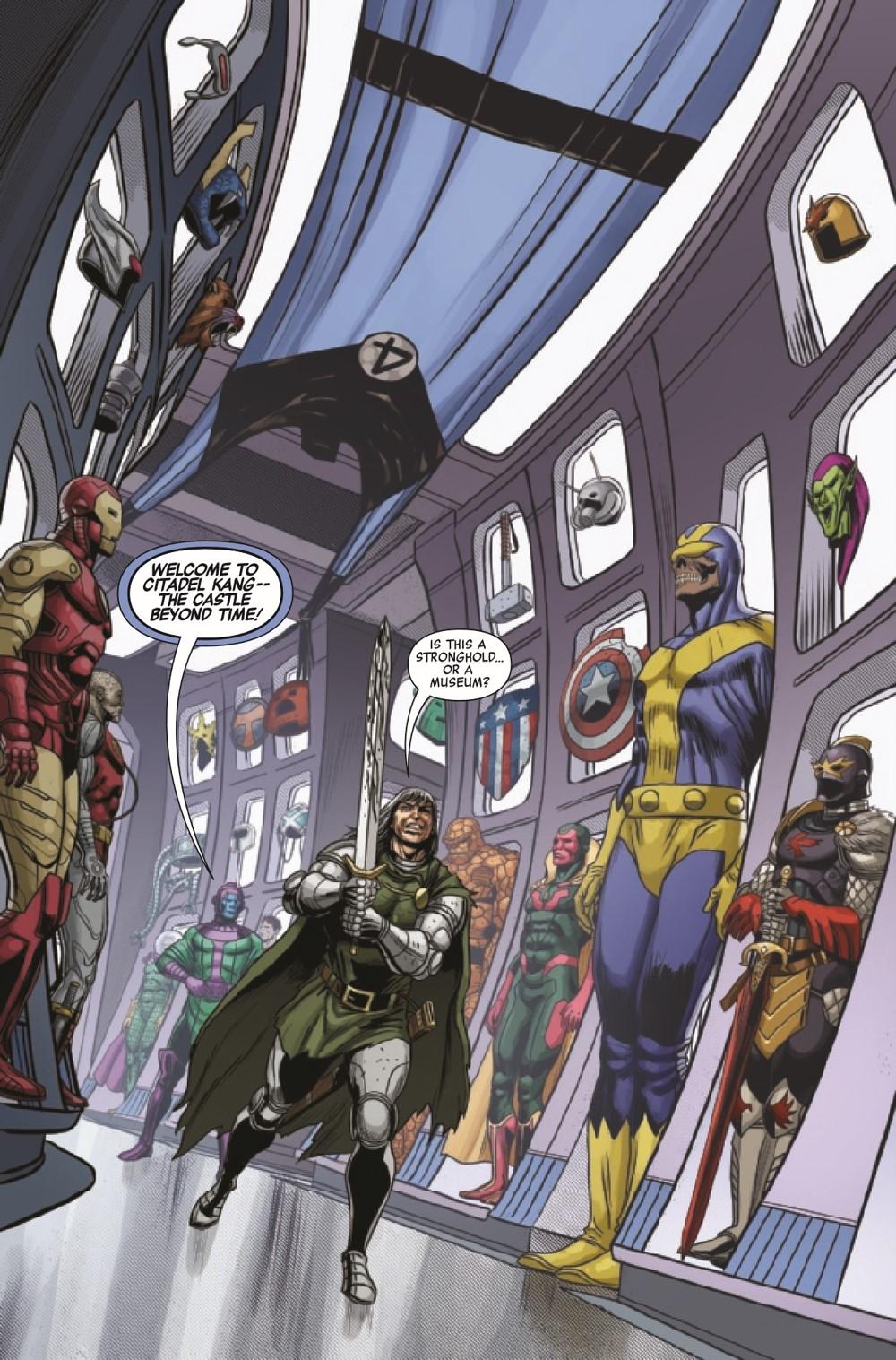 SAVAVEN2019025_Preview-6 ComicList Previews: SAVAGE AVENGERS #25