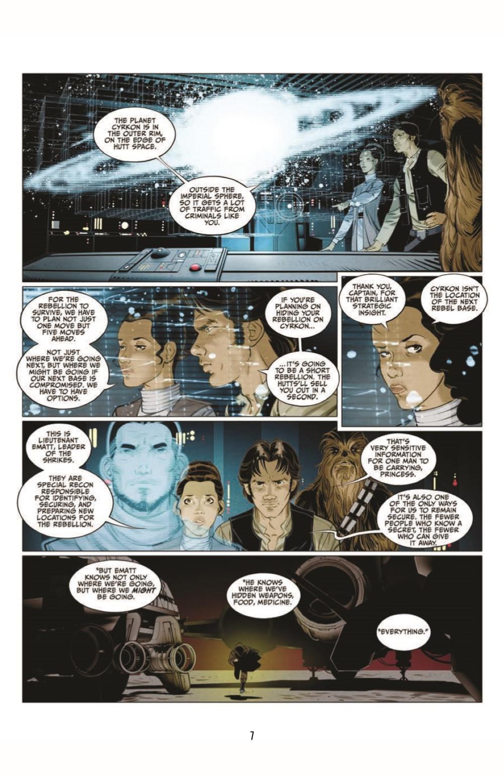 SWA_Smugglers-Run_pr-5 ComicList Previews: STAR WARS ADVENTURES SMUGGLER'S RUN TP