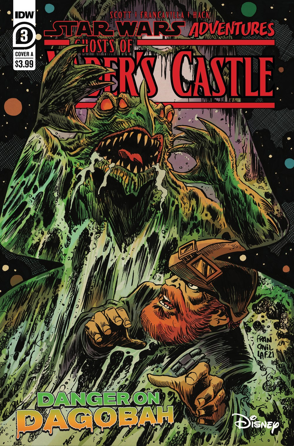 SW_GoVC03-CvrA ComicList Previews: STAR WARS ADVENTURES GHOST OF VADER'S CASTLE #3 (OF 5)