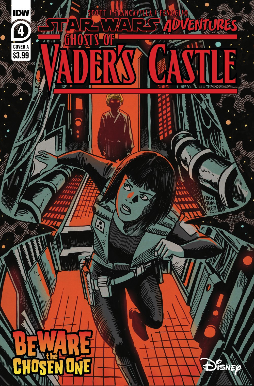 SW_GoVC04-CvrA ComicList: IDW Publishing New Releases for 10/13/2021