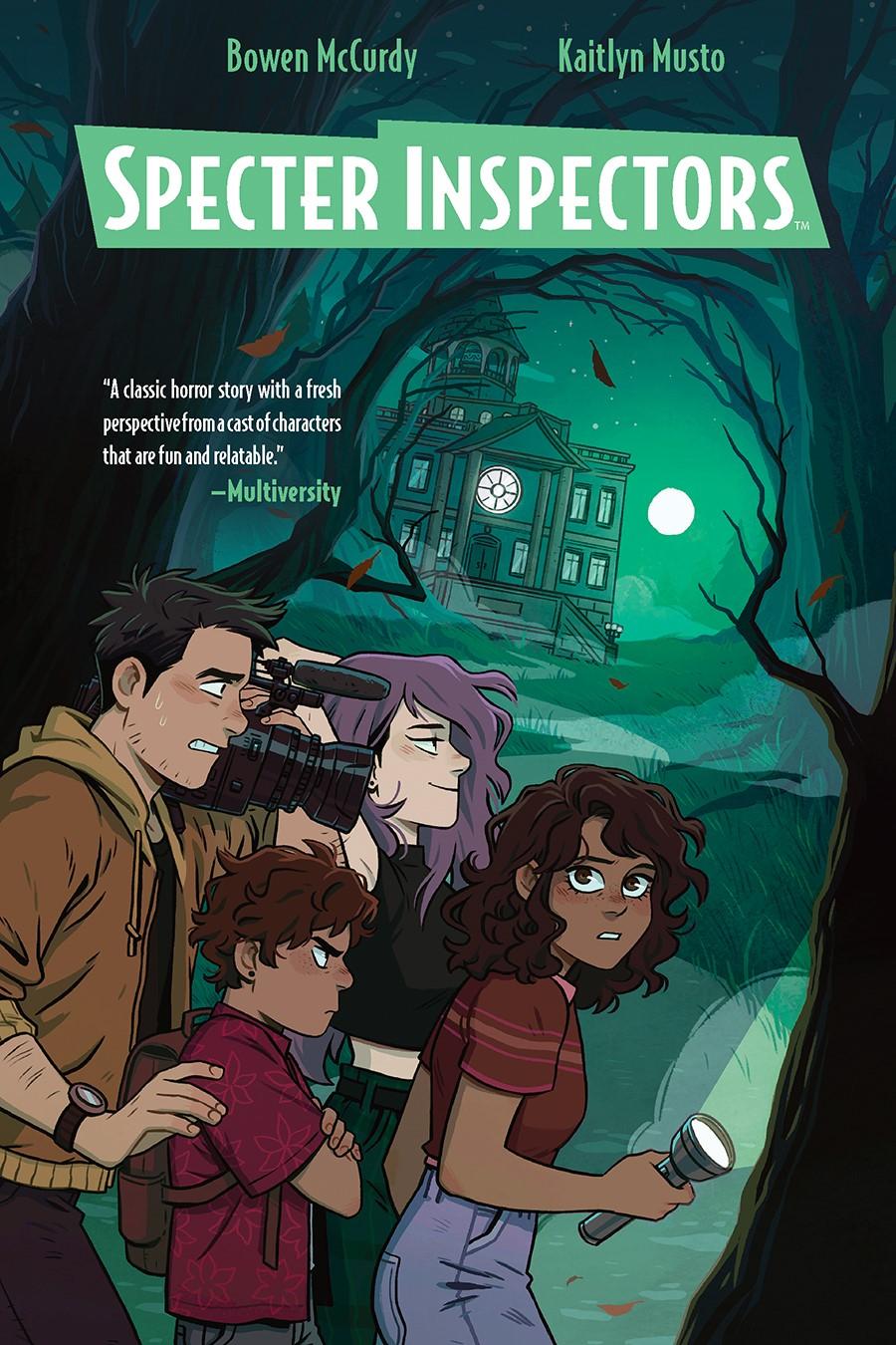 SpecterInspectors_SC_Cover ComicList: BOOM! Studios New Releases for 10/13/2021