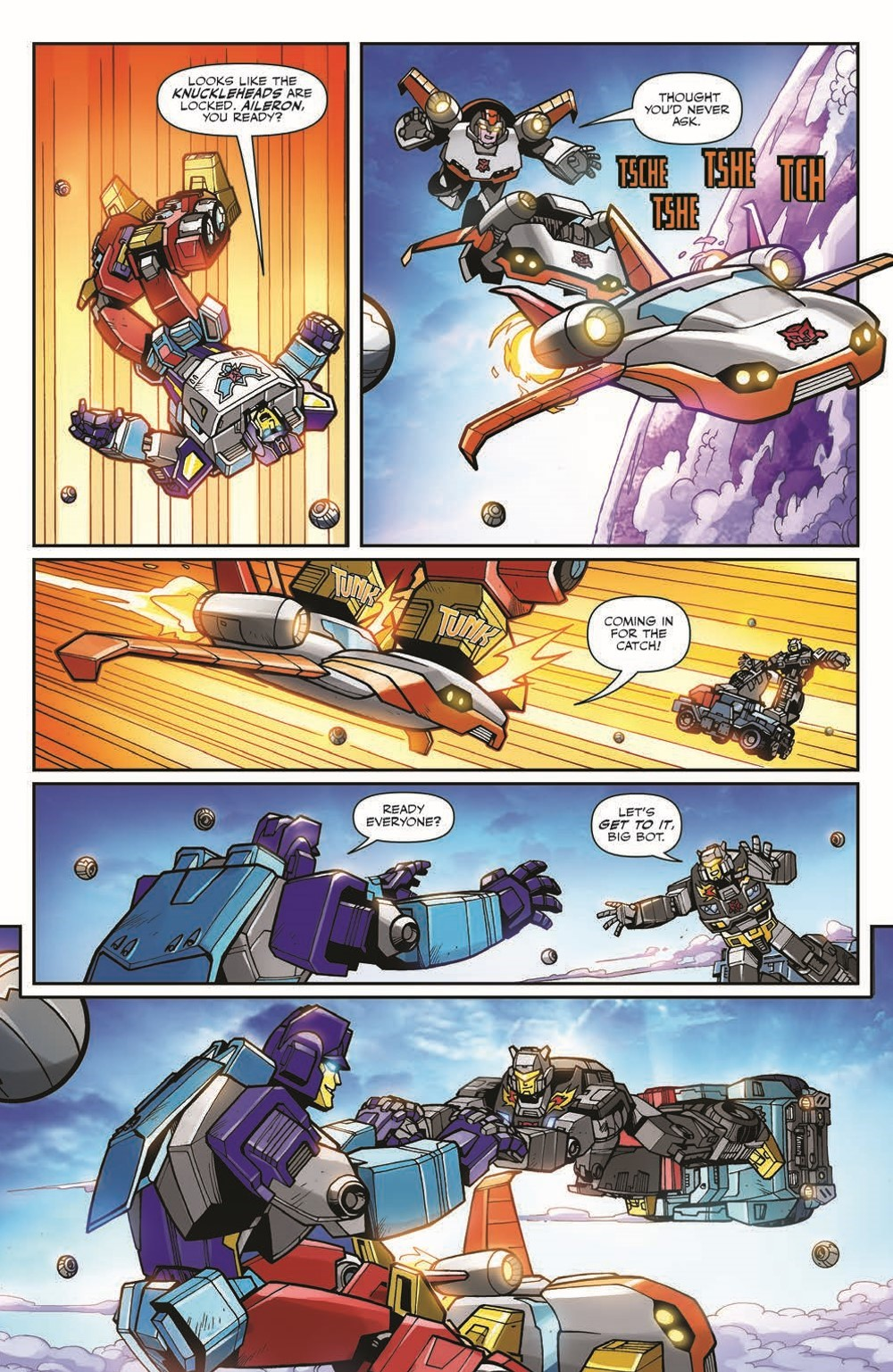 TFWreckers01-pr-6 ComicList Previews: TRANSFORMERS WRECKERS TREAD AND CIRCUITS #1 (OF 4)