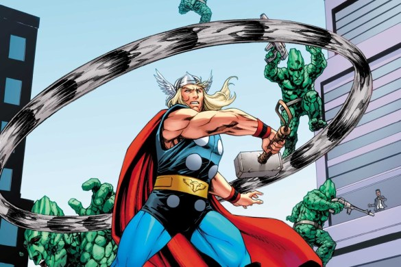 THOR2020021_Creees-Lee_homagecover Marvel's past is present in January's Homage Variant Covers