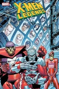 XMLEGENDS2021011_Simonson_Cover1-199x300 Louise Simonson and Walter Simonson are X-MEN LEGENDS this January