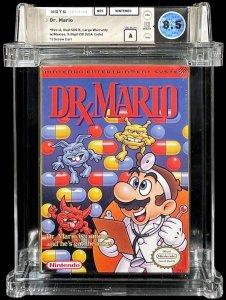 dr.18.5-226x300 Video Game Auction Updates 10/12: VGA & WATA hit the Blocks