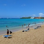 Easter Sunday in Sosua beach