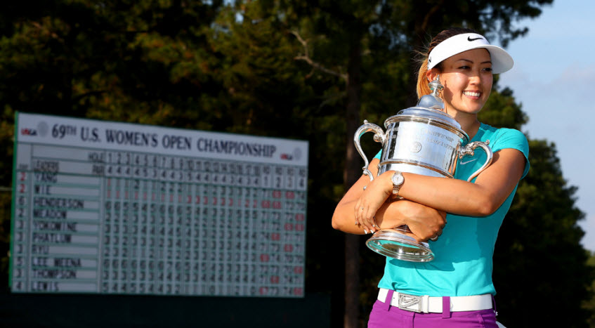 Michelle Wie Wins U.S. Open, golfweek.com