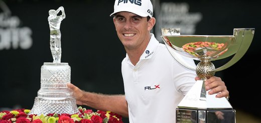 Billy Horschel 2014 FedEx Cup Champion, image: pgatour.com