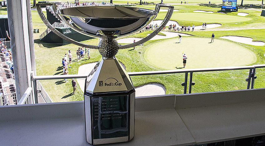 FedEx Cup, image: pgatour.com