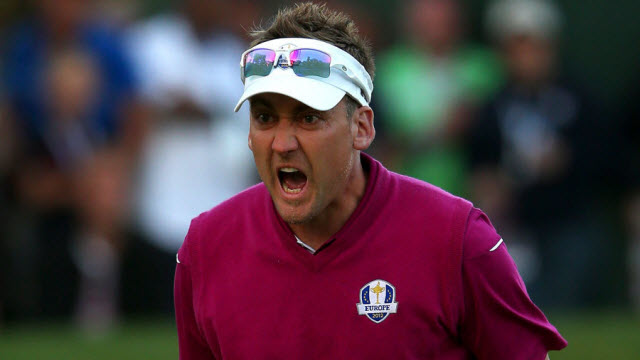 Ian Poulter, 2012 Ryder Cup, image: espn.co.uk