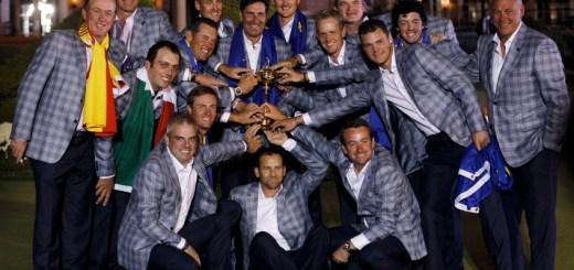 Team Europe Wins 2014 Ryder Cup, image: pgae.com