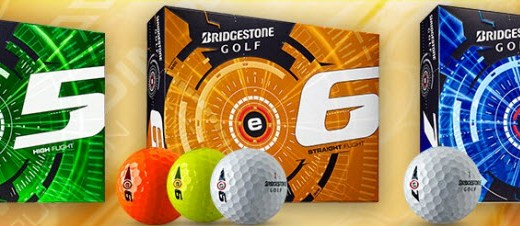 Bridgestone Golf 2015 e-Series Golf Balls