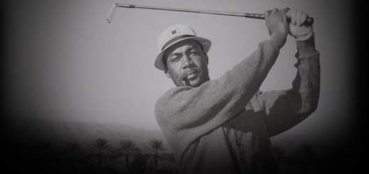 Golf Legend Charlie Sifford, image: blackgirlsgolf.net