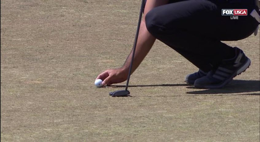 Putting Greens at 2015 U.S. Open, image: thebiglead.com