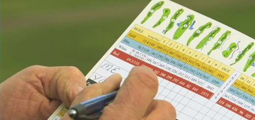 Golf Scorecard, image: nextgengolf.org