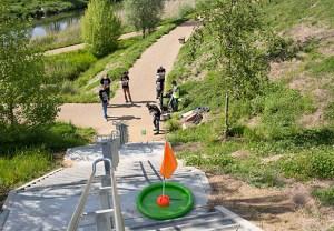Street Golf Hole, image: golf.clickon.co