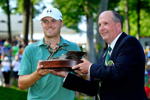 Jordan Spieth Wins 2015 John Deere Classic, image: jordanspiethgolf.com