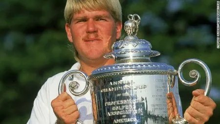 John Daly wins the 1991 PGA Championship, image: cnn.com