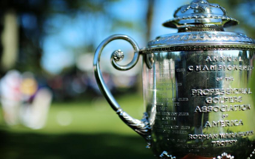 PGA Championship Wanamaker Trophy, image: espn.com