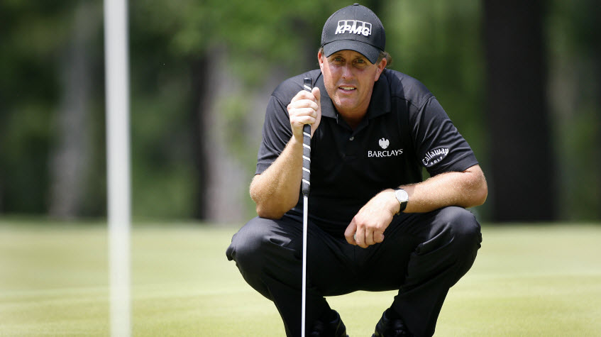 Phil Mickelson, image: philmickelson.com