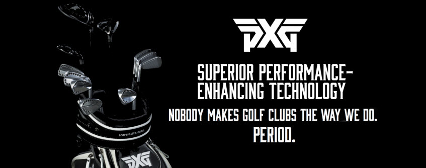 Parsons Xtreme Golf (PXG) Clubs