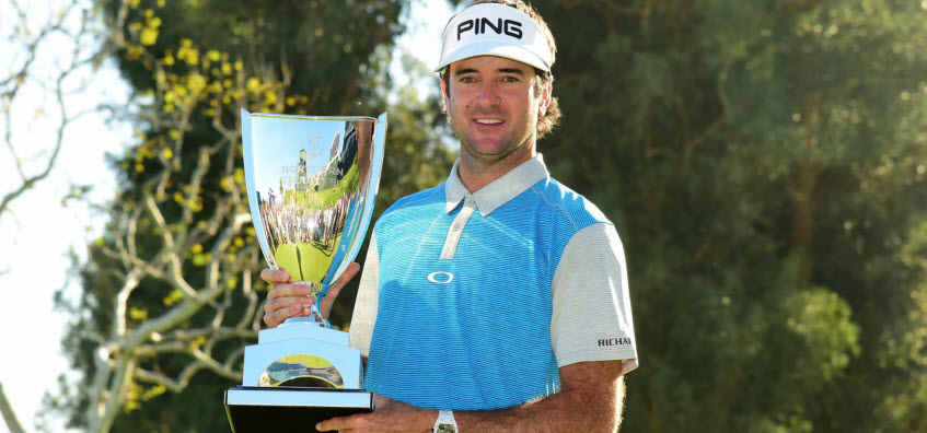 Bubba Watson Wins the 2016 Northern Trust Open at Riveria, image: sportingnews.com