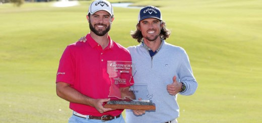 Wesley Bryan wins the 2016 Chitmacha Louisana Open, image: golfchannel.com
