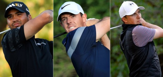 Jason Day, Rory McIlroy and Jordan Spieth, image: golfchannel.com