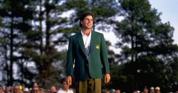 Fred Couples Wins the 1992 Masters, image: answers.com