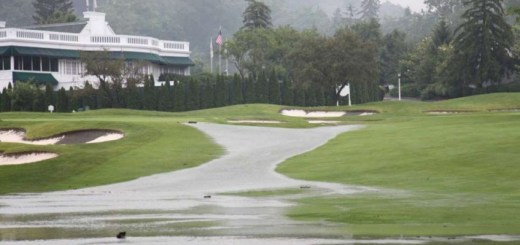 Greenbrier Classic Forced to Cancel due to Extreme Flooding, image: golfwrx.com