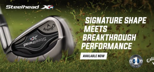 Callaway Golf Releases the All New Steelhead XR Irons