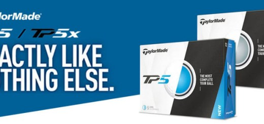 TaylorMade TP5 and TP5x Golf Balls